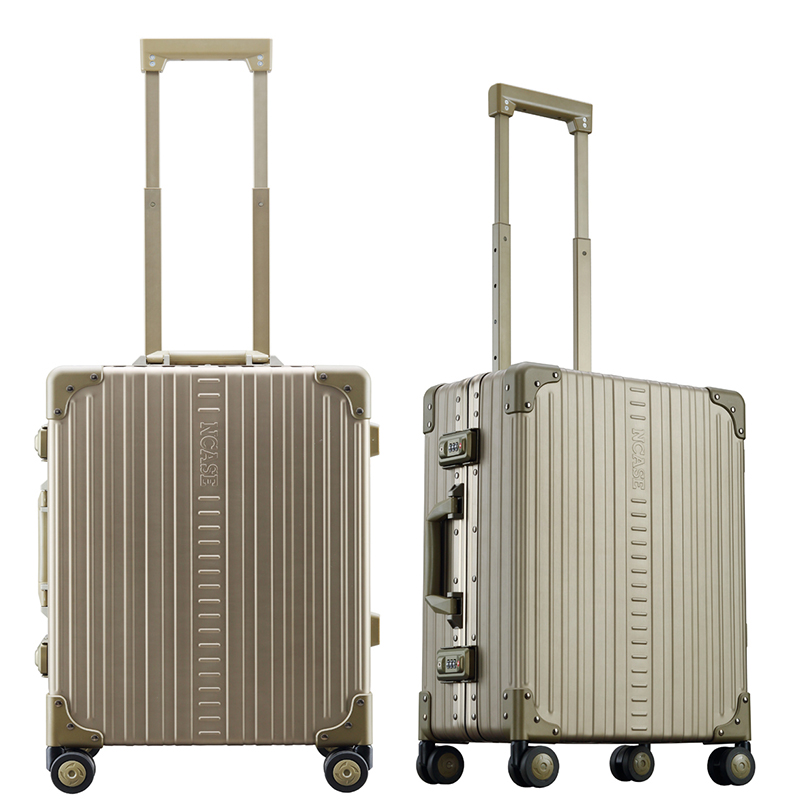 C2255 22-inch Classic Carry-on Champagne