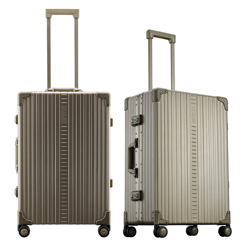C2455 24-inch Classic Check-in Champagne