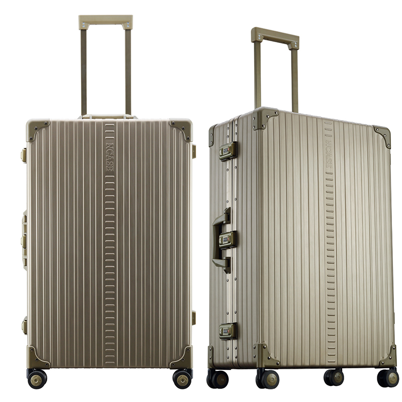 C2855 28-inch Classic Check-in Champagne