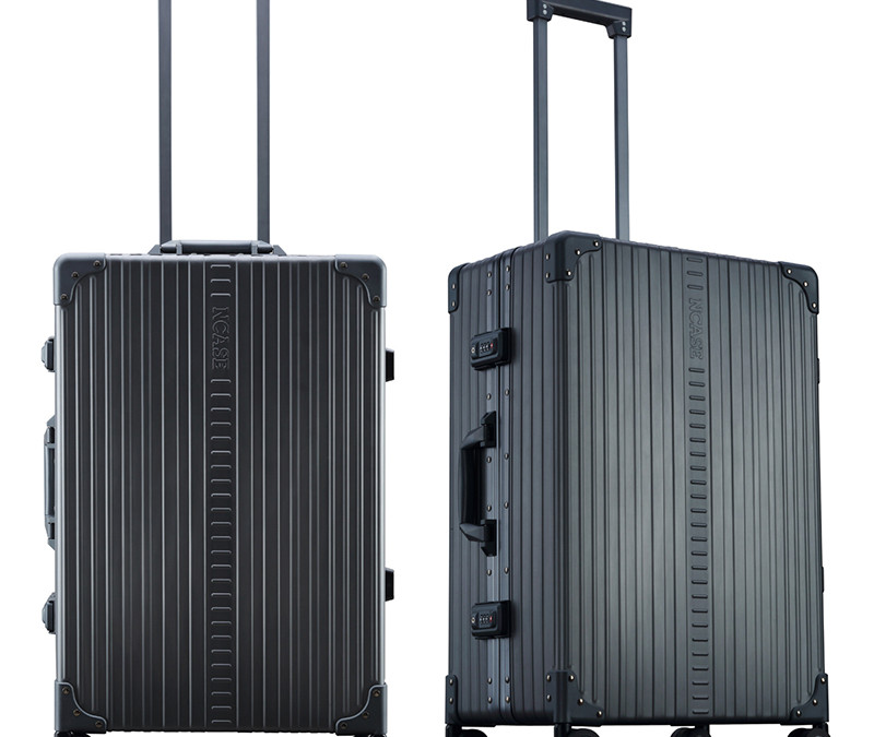C2455 24-inch Classic Check-in Charcoal