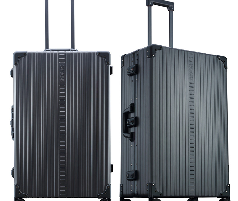 C2855 28-inch Classic Check-in Charcoal