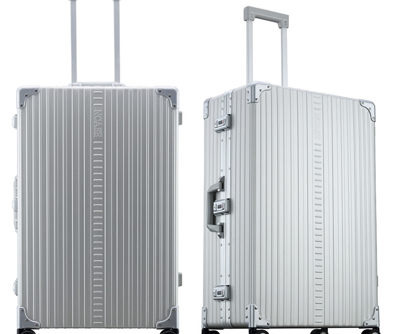 C2855 28-inch Classic Check-in Silver
