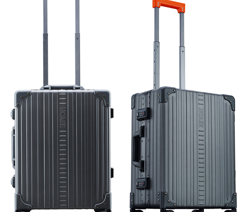 M2255 22-inch Modern Carry-on Charcoal