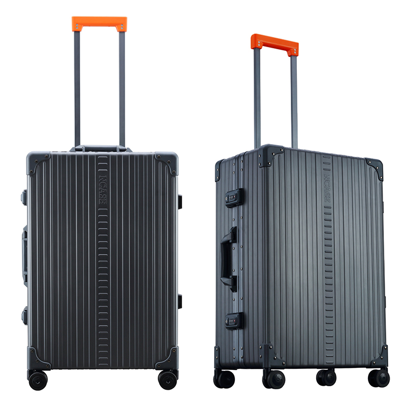 M2455 24-inch Modern Check-in Charcoal