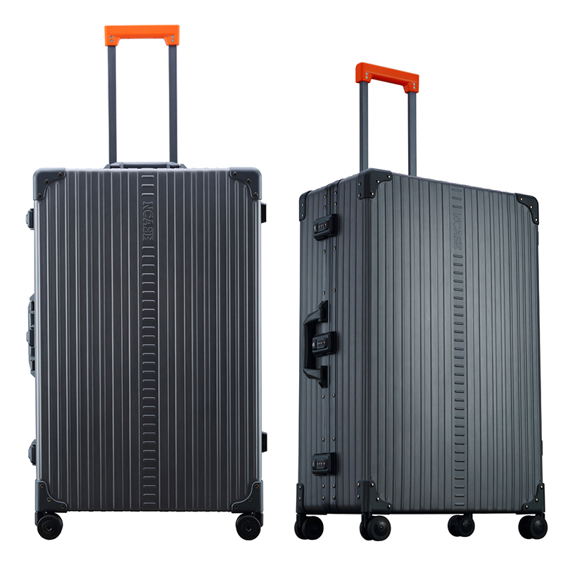 M2855 28-inch Modern Check-in Charcoal